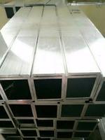 铝方管厂家 铝方管6061铝方管6063