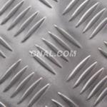 小五筋型花纹铝板