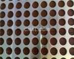 厂家供应冲孔铝板,圆孔散热铝板