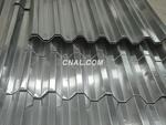定尺生产铝瓦楞版,波纹板