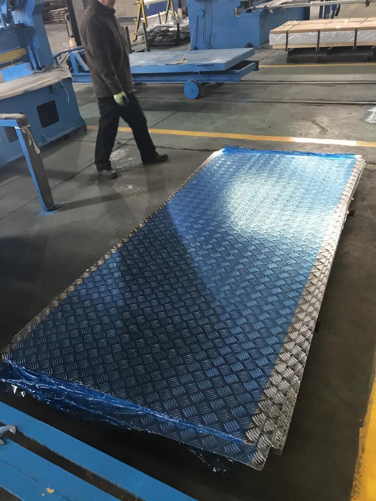 鹽城純鋁板精心制作,鋁產品