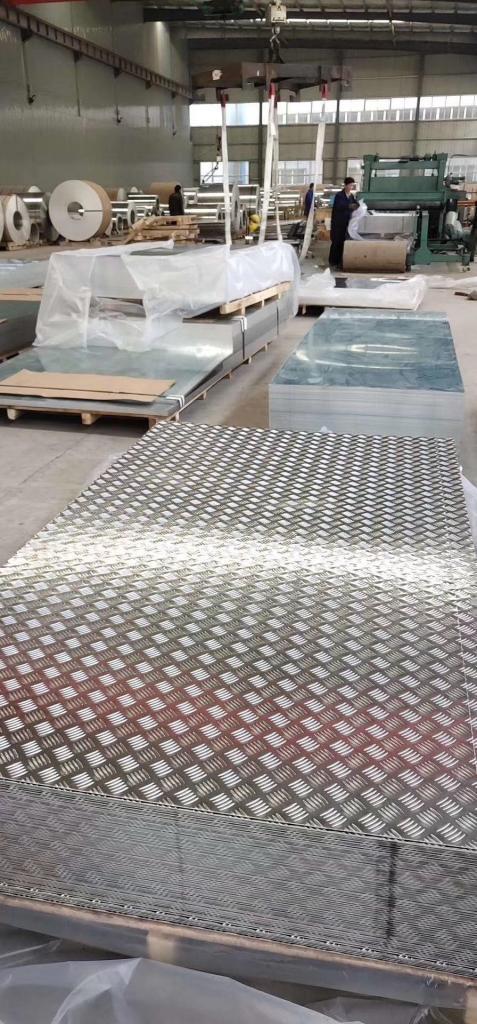 南通純鋁板精心制作,鋁產品