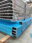 铝合金电力平台盖板花纹铝板定制