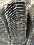 LED燈罩散熱器鋁型材