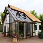 供應A3款經濟型陽光房型材