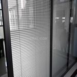 办公隔断屏风装饰铝型材