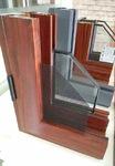 50注膠隔熱型材平開窗
