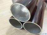 木纹大口径铝管140X4