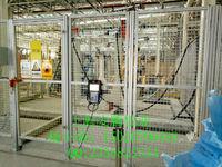工厂车间隔断铝合金围栏PC板办公房
