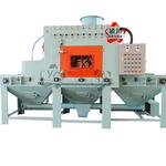 除锈专用喷砂机 自动输送式喷砂机