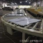 湖州連續式搪瓷鋼板燒結爐生產線