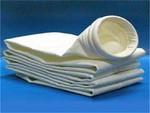 除尘器防腐布袋/耐高温防火布袋