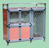 铝合金柜型材,家具用铝型材加工