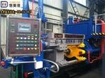 630吨铝型材挤压生产线设备