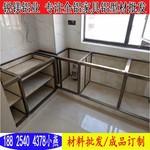 佛山瓷砖橱柜铝材拼接简单安装方便