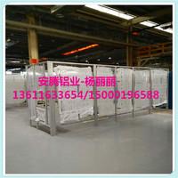 工業鋁型材安全圍欄 設備防護罩