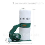 木工机械吸尘器 拉丝移动除尘器