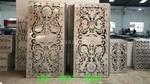 外�椄t碳鋁單板  雕花門頭裝飾