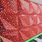 铝合金冲孔板  广东白色冲孔铝单板