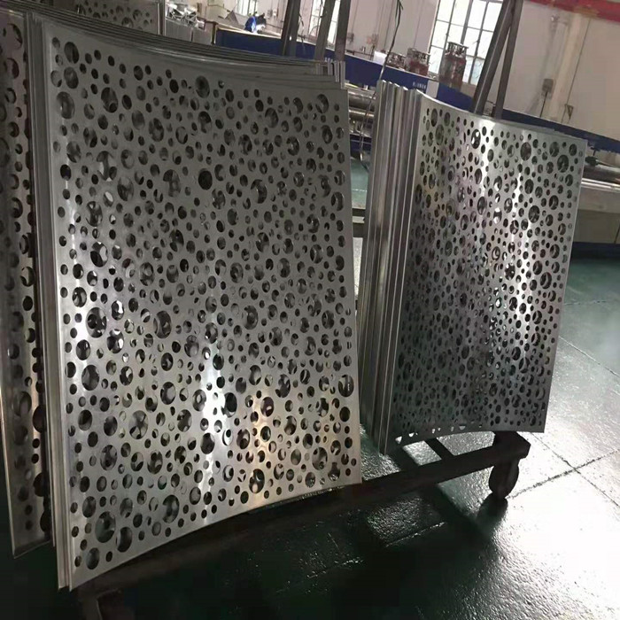 门头氟碳铝单板烤漆铝单板颜色选择