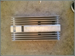 专业提供铝合金大型散热器