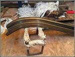 专业加工拉弯铝型材