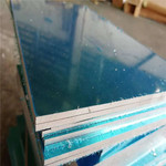 6063t6薄鋁板 6063覆膜鋁板批發