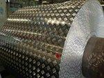 5.0厚铝板5052铝板 5052花纹板