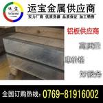 鋁鋅鎂合金鋁板AL7050鋁板強度