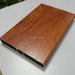 立體木紋鋁型材