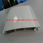 鋁合金卷閘門型材 卷簾門片鋁型材