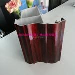 木紋轉印移門鋁型材,多種工藝