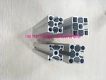 方型铝工业流水线氧化3060铝型材