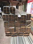 铝合金木纹喷涂氟碳铝方管方通·