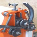 三維彎曲機 角鋼槽鋼滾彎機