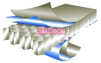 吸音铝蜂窝板  冲孔铝蜂窝板