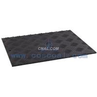 波纹黑色氧化铝板
