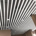 白色方通吊頂 50x90鋁格柵天花