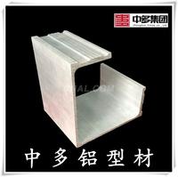 建筑铝模板国标铝型材套装加工供应