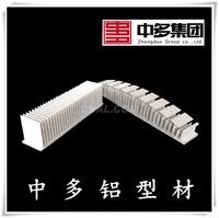 散热器铝型材铝合金散热片加工