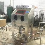 9080W鋁模濕式噴砂機