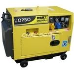 190A静音户外发电电焊机