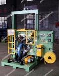 专业生产铝圈缠绕包装机