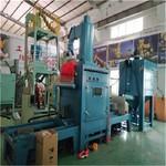 鋁型材擠壓模具噴砂機