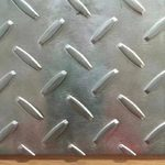 2mm防滑铝板厂家压花桔皮纹铝板价格