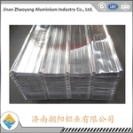 桔皮纹V125型压型铝板/铝瓦价格走势