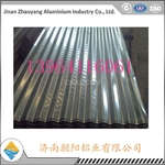 彩图铝瓦楞板免熏蒸包装