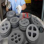 天津鋁型材擠壓模具自動噴砂機