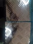 2毫米五条筋花纹铝板价格