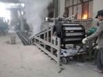 本公司供应铝锭铸造机